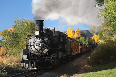 Bluff Utah and Durango, Colorado