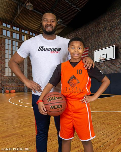 2020 Plymouth JR ABA Basketball Coach-Player Shots