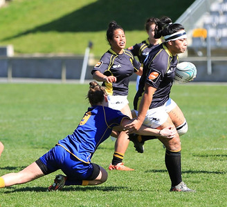 3 Sept Wellington Pride (40) v Otago Spirit (20)