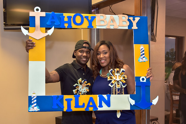 Akilah and Jay Baby Shower