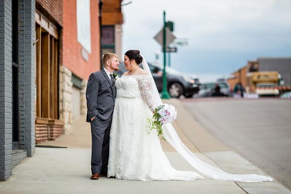 Mr. & Mrs. Jarrett