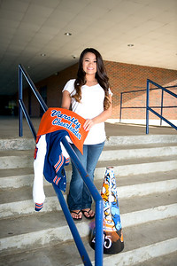 Paige Watkins Senior Shoot