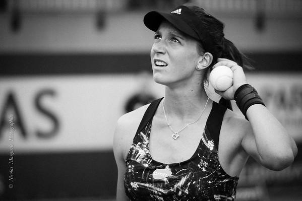 Roland Garros, Qualifications Femmes, 21 Mai 2015