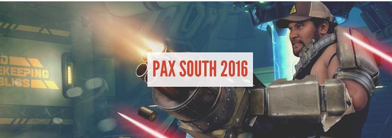 PAX South 2016