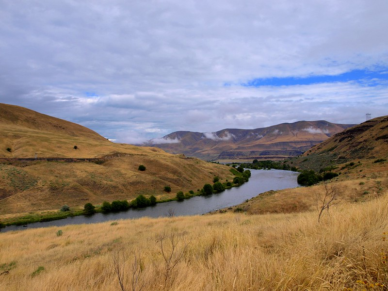 Deschutes River State Recreation Area Oregon