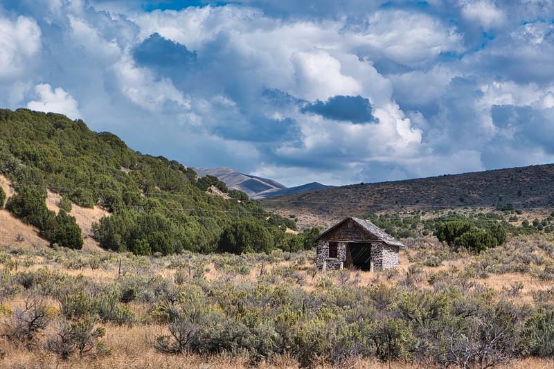 Southern Utah Cabin (I-84)