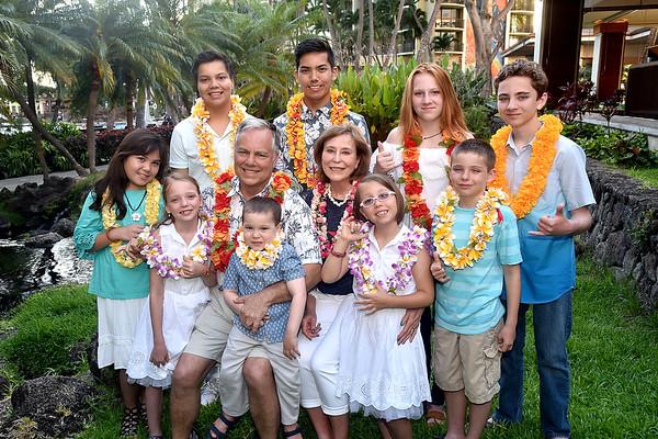 Barton Family  6-12-18