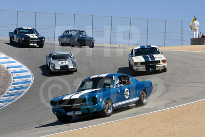 2012 Monterey Pre-Reunion Saturday Group 5 1963-1966 GT Cars over 2500cc