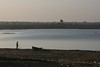 By the River Bani, Djenne, Mali
