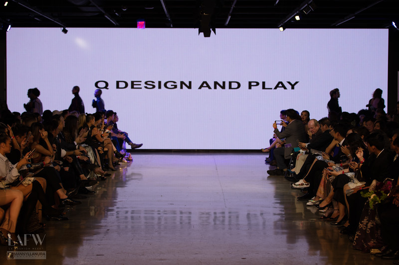 LAFW SS19 Q Design and Play
