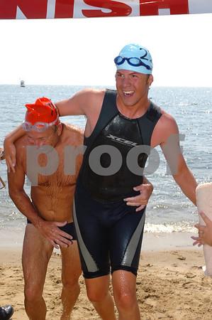 2007 Maggie Fischer Cross Bay Swim