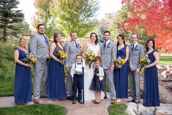 4. Wedding Party