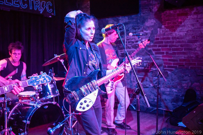 Palmyra Delran​ at the Bowery Electric, June 29, 2018
