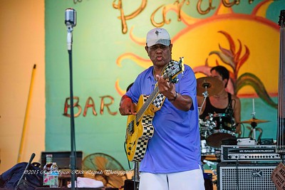 BISCUIT MILLER & THE MIX - PARADISE BAR & GRILL CONCERT PHOTOS - 09-01-2015