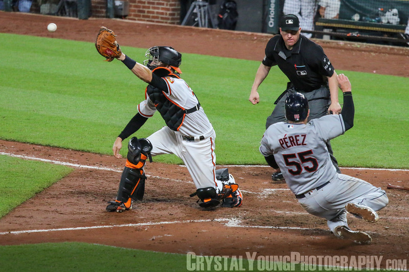 Cleveland Indians at Baltimore Orioles Orioles Park at Camden Yards June 21, 2017