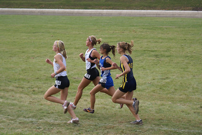 2009 Cross Country Regionals - Girls