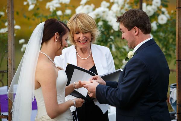 Kat and Ian -Wedding