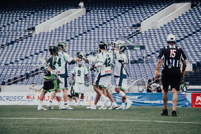 7/19/2020; Annapolis, MD, USA; Lizards Vs Bayhawks - at Navy Marine Corps Memorial Stadium. Mandatory Photography Credit: Jamal Cooley
