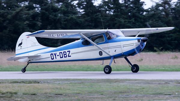 OY-DBZ - Cessna 170A