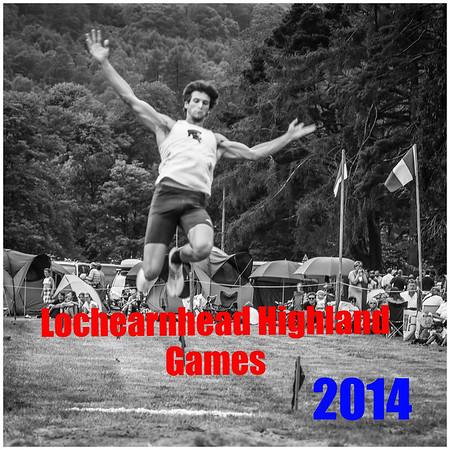 The 2014 Lochearnhead Highland Games