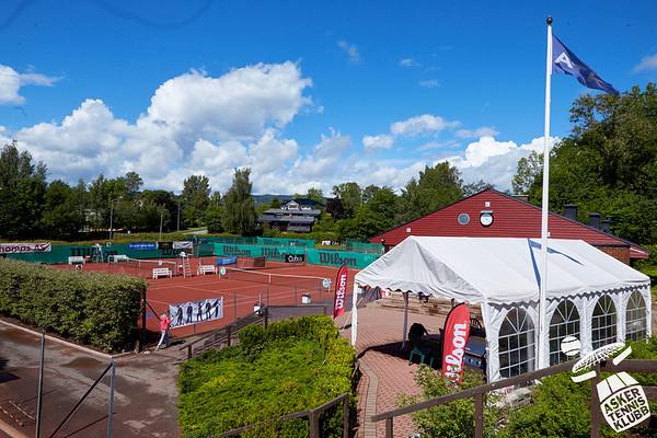 Asker Tennis 3.7.16