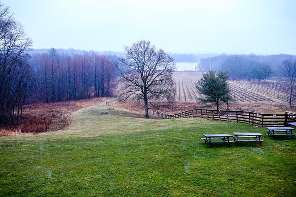 Wolf Creek Winery Winter