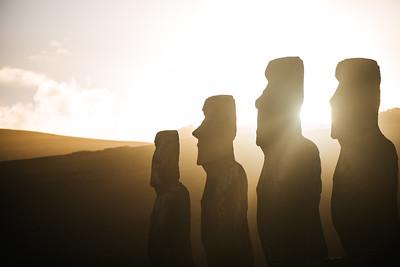 The Cousteau Society - Rapa Nui