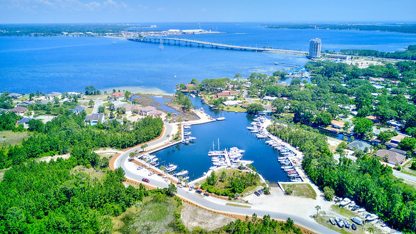 Dolphin Bay, Panama City Beach, Florida