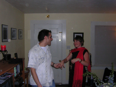 Screwed into the Book of Love Cast Party 5/15/04
