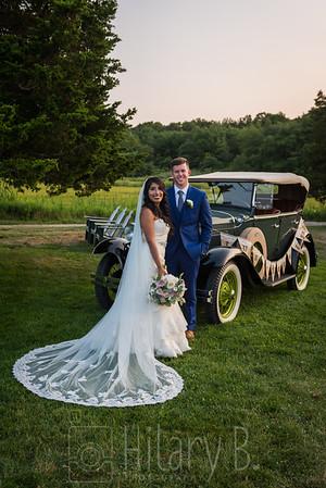 Cindy & Tyler Donahue, Saltwater Farm Vineyard, Stonington CT