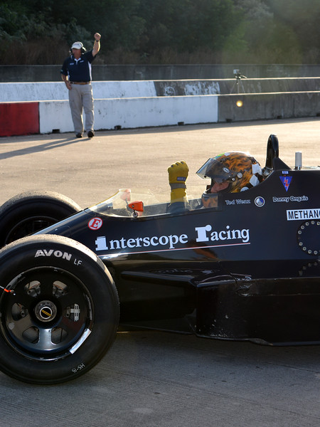 Ted Wenz  March 87C Indycar