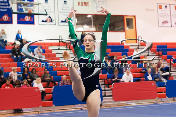1-10-2015 Glory Days Gymnastics Invitational