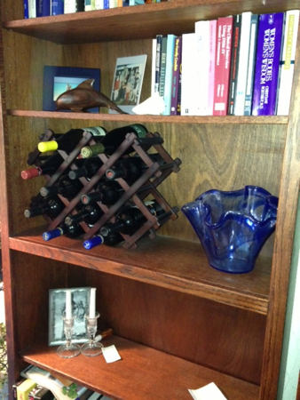 2013 Wine Rack Project