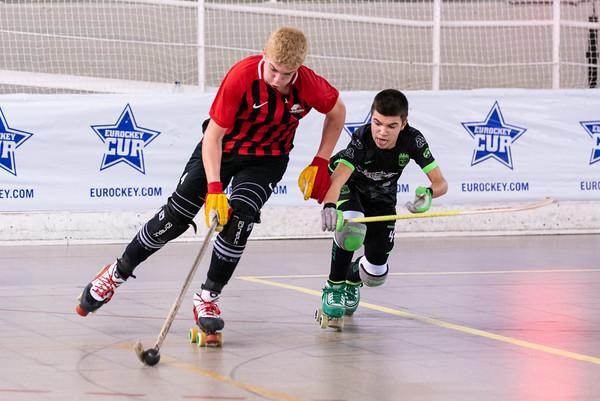 AD Valongo vs Hockey Breganze