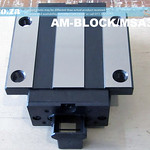 SKU: AM-BLOCK/MSA30E, PMI MSA Series 30E Heavy Load Linear Guideway Carriage Runner Block