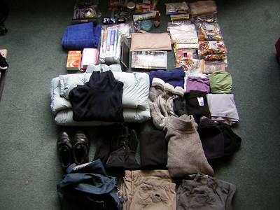 2005: A 4-month Round the World Trip