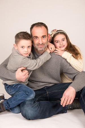 Steve Waite Family