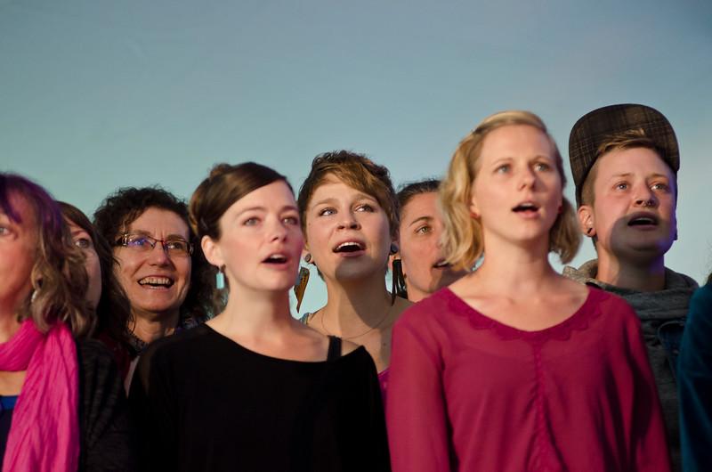 ©Dark Lake Photography Royal Athletic Park The Choir
