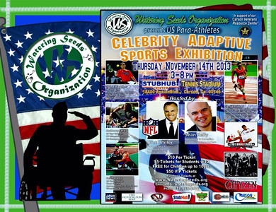 2013 Celebrity Adaptive Sports Exhibition