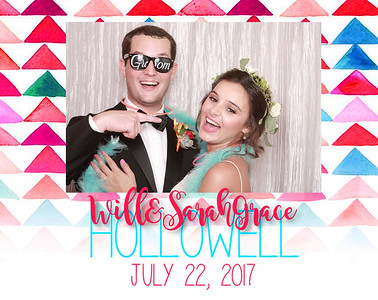 Will and Sarah Grace Hollowell