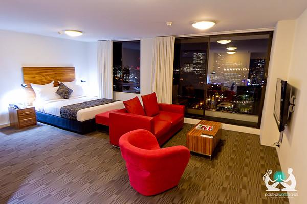 Cambridge Hotel Stay