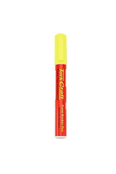 Gelmar Tork Craft Paint Marker Pen Yellow