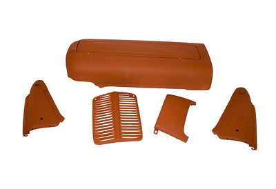 MASSEY FERGUSON 35 SERIES 4 CYLINDER BONNET KIT