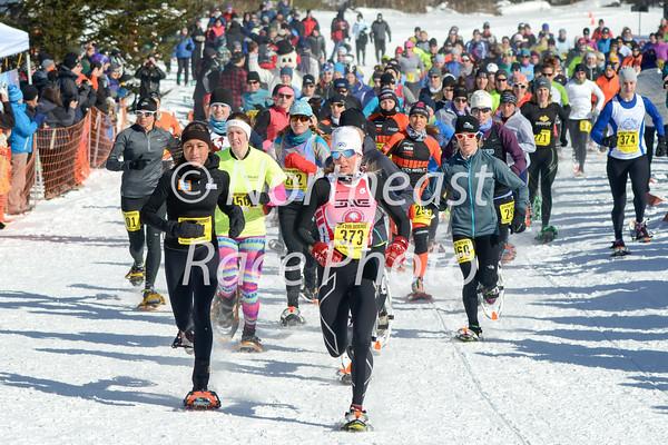 Women's US Snowshoe Nationals 10K