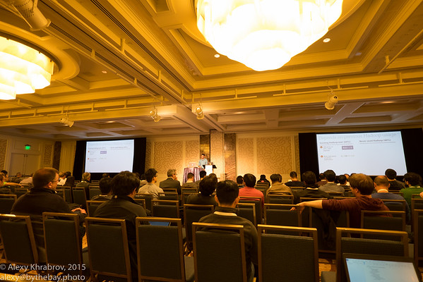 Spark Summit SF 2015