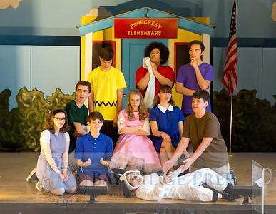 """Upper School 2017 """"Charlie Brown"""""""