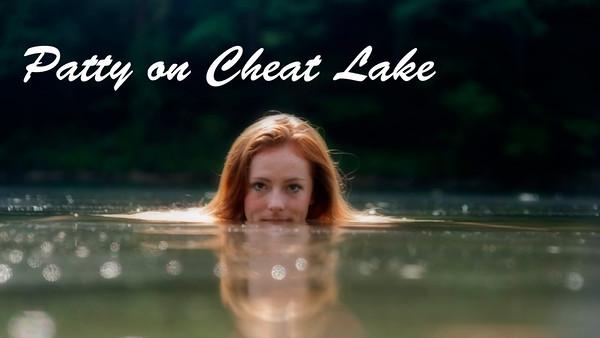 Patty at Cheat Lake 1
