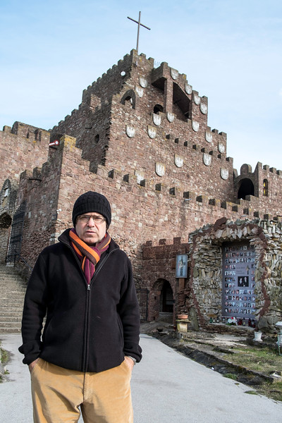 Kalkow, monastery and church, Poland