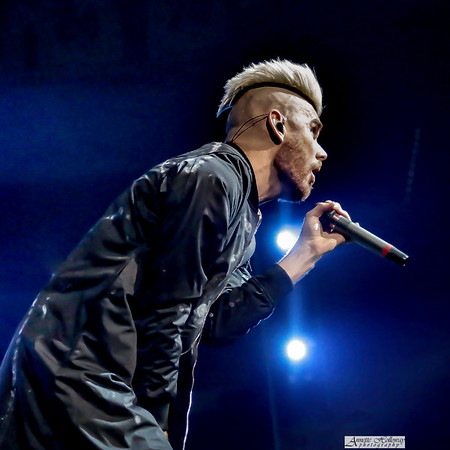 Colton Dixon | Winter Jam Raleigh NC | 1-22-17