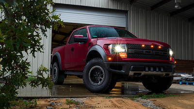 Ford Raptor - Auto Shield Columbia